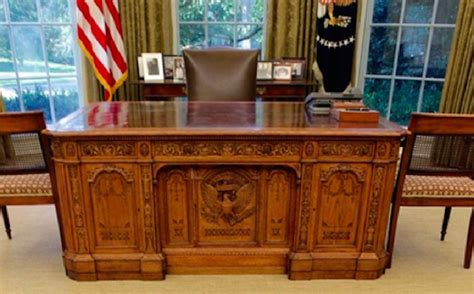 Desk In Oval Office Indywatch Feed Index