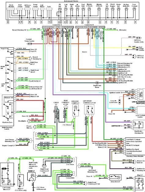 2001 ford f150 radio wiring diagram wiring diagrams