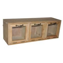 Hanging Storage Cabinets With Doors Cheungs Wood Hanging Storage Cabinet With Glass Doors