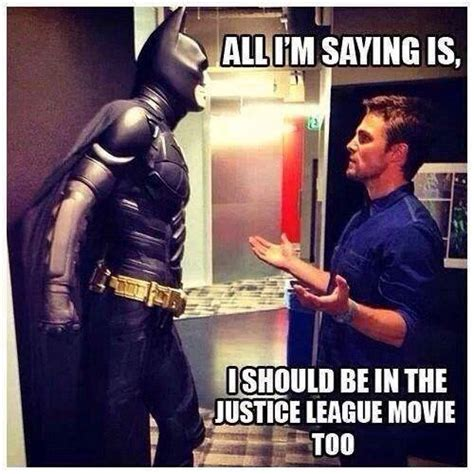 Meme Arrows - meme monday justice league truisms the collective blog