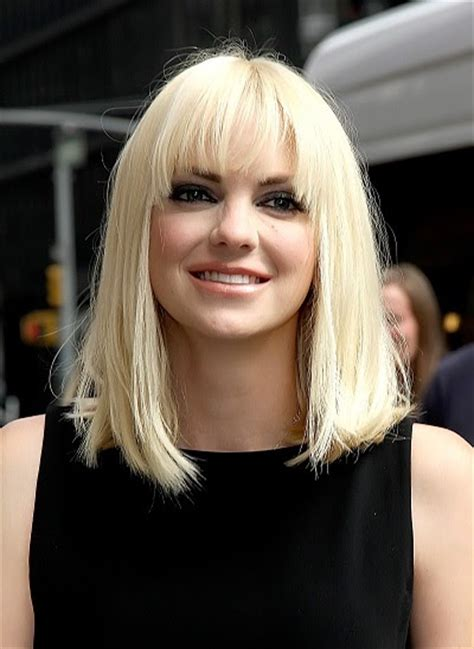hottest information anna faris pictures