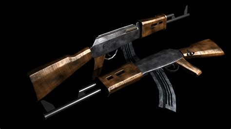 wallpaper gold ak47 ak 47 guns wallpapers