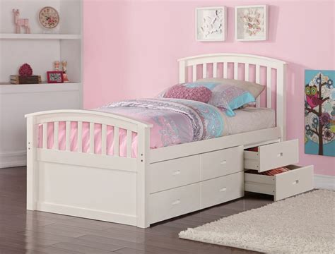 girls bed with drawers 17 best ideas about storage beds on pinterest diy