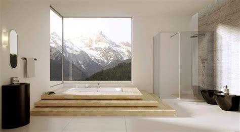 Modern Bathroom Windows by 10 Fotos De Ba 241 Os Modernos Espectaculares