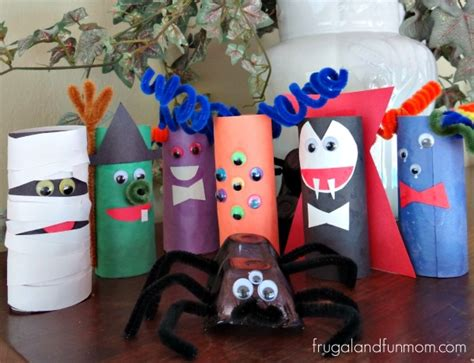 toilet paper you monster tutorial tp roll monsters an easy halloween craft with
