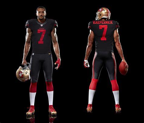 Calendrier 49ers 2015 L Uniforme Alternatif 2015 Des San Francisco 49ers Le