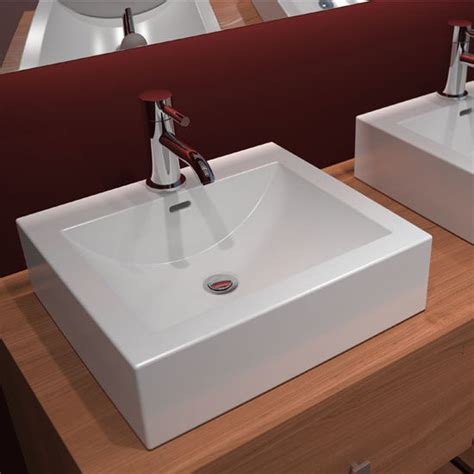 Cast Polymer Countertops by Cantrio Koncepts Cast Polymer Vessel Bathroom Sink