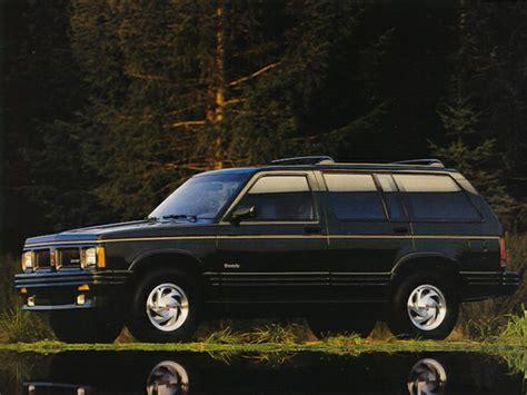 how petrol cars work 1993 oldsmobile bravada seat position control 1992 oldsmobile bravada reviews specs and prices cars com