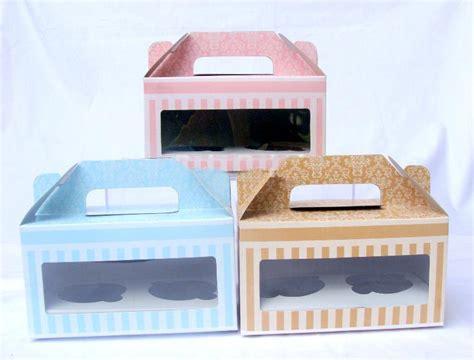 Aluminium Cup Kotak Isi 20 Cup loyang baking mart kotak cupcake isi 2 motif
