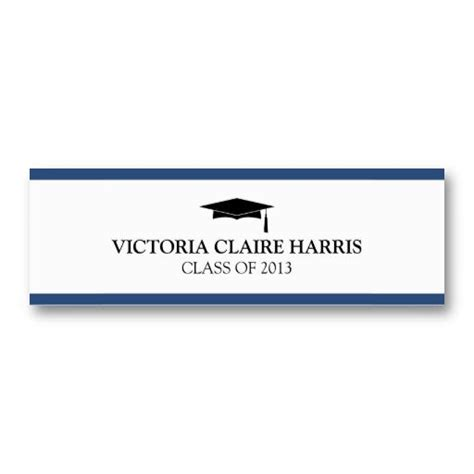 Graduation Name Card Template by 20 Best Name Cards For Graduation Announcements Images On