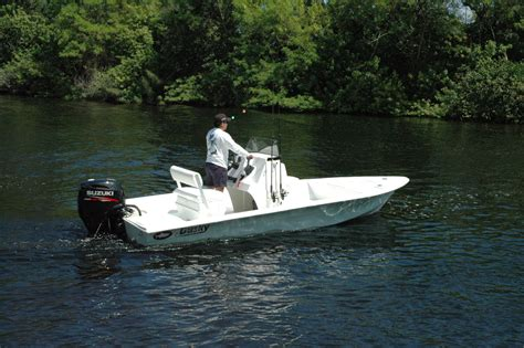 shallow water boat engine dusky marine custom built offshore shallow water