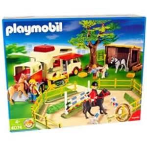jouet playmobil 4074 carri 232 re avec cing car et