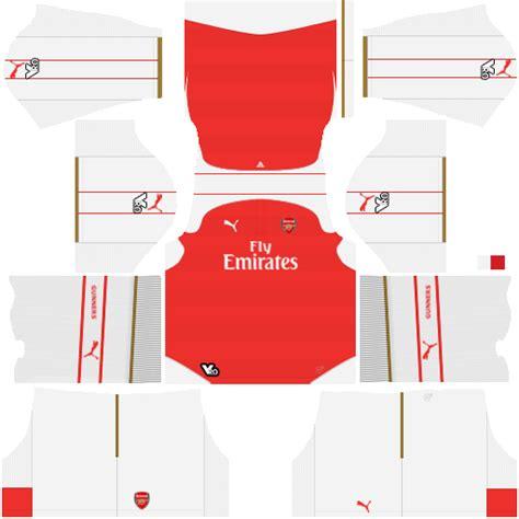 arsenal kit dls 2018 arsenal kits 2015 2016 dream league soccer arsenal dls