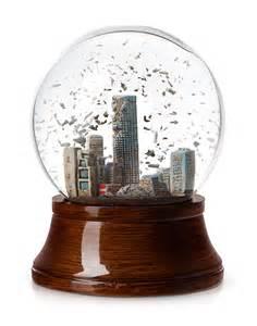 snow globes apocalypse snow globe thinkgeek