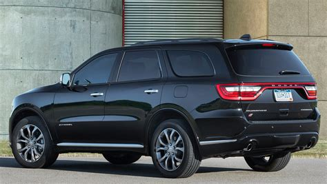 jeep durango 2018 2018 dodge durango r t and srt gets stripes and more mopar