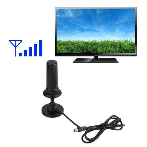 Booster Tv Digital aerial antenna digital tv antanna 36 db antenna booster signal lifier wd ebay
