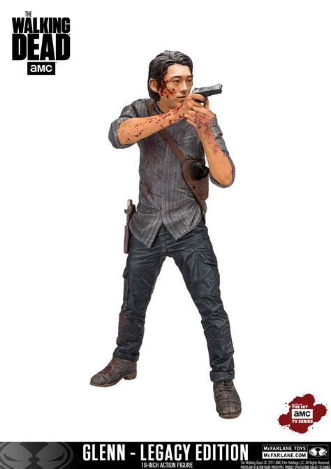 5 inch figures new mcfarlane 5 inch and 10 inch the walking dead tv