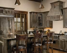 Barn Kitchen Cabinets Barnwood Cabinets Houzz