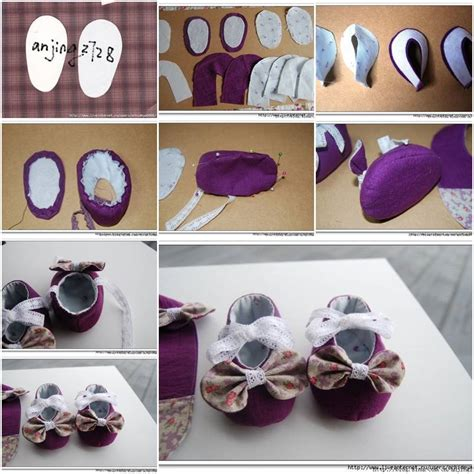 diy crib shoes diy baby shoes with bows