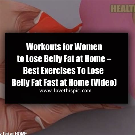 womens workouts to lose belly workout schedule