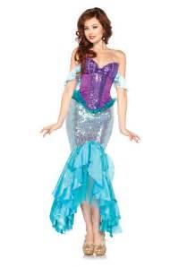 women s disney deluxe ariel costume