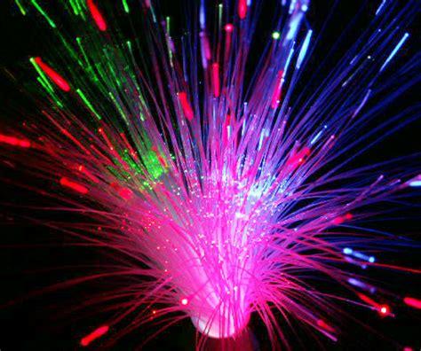 color optics fibre optic multi colour l funky table decoration for