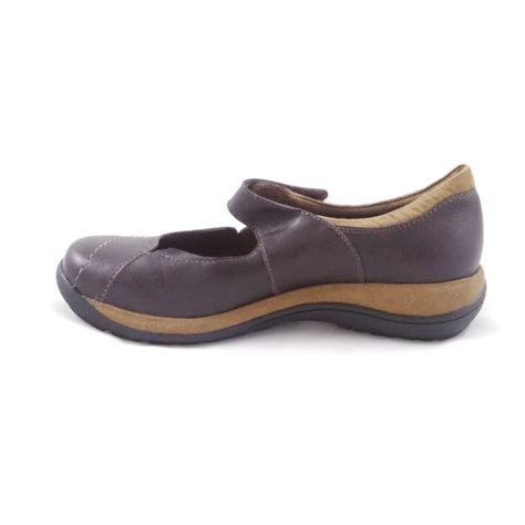 romika milla 98 brown leather casual shoe with