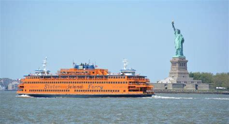 free boat to statue of liberty staten island ferry review fodor s travel