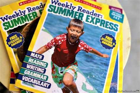 Scholastic Gift Card - win a scholastic summer learning pack 50 gift card a day in motherhood