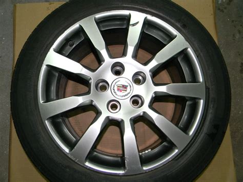 tires for cadillac cts martin s classic cars 2009 cadillac cts wheels and tires
