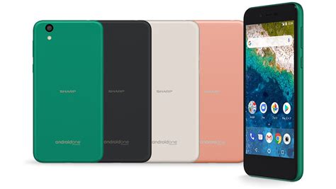 android one sharp s3 android one is official with 300 pricing in japan gizmochina