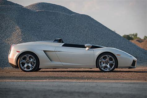 Lamborghini Concept S 2006 Lamborghini Concept S Uncrate Howldb