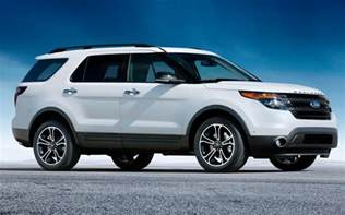 Ford Sports 2013 Ford Explorer Sport Drive Photo Gallery Motor