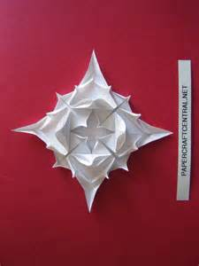 Origami Ornaments Patterns - 479 best iris folding images on
