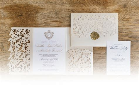 Wedding Invitations Columbus Ohio by Unica Forma Wedding Invitations Columbus Ohio