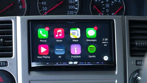 apple carplay apple carplay by pioneer first test photos 1 of 18