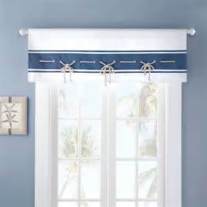 nautical window valance buy window valances from bed bath beyond