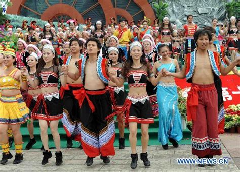 Rnb Etnic F 04 11th Pu Er Tea Festival Kicks China Org Cn
