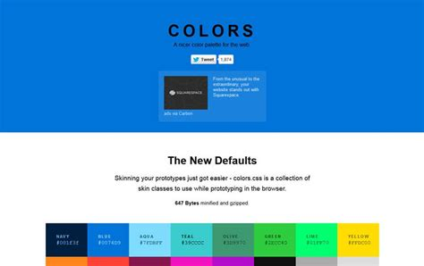 best web colors best color tools and articles for designers 187 css author
