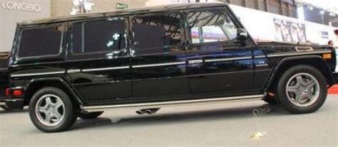 Mercedes Benz G Wagon Limousine   Project Cars