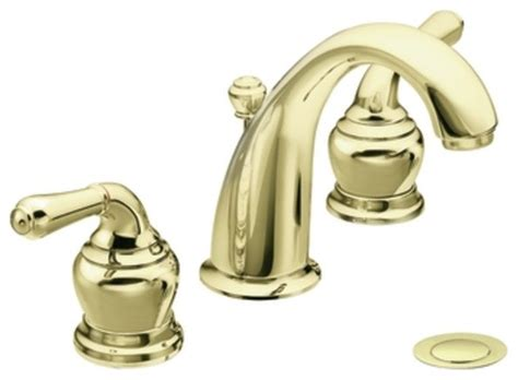 moen monticello kitchen faucet moen t4572p monticello two handle widespread bathroom sink