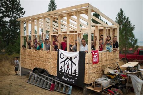setting up your land for a tiny house the tiny life tiny house warriors our land is home