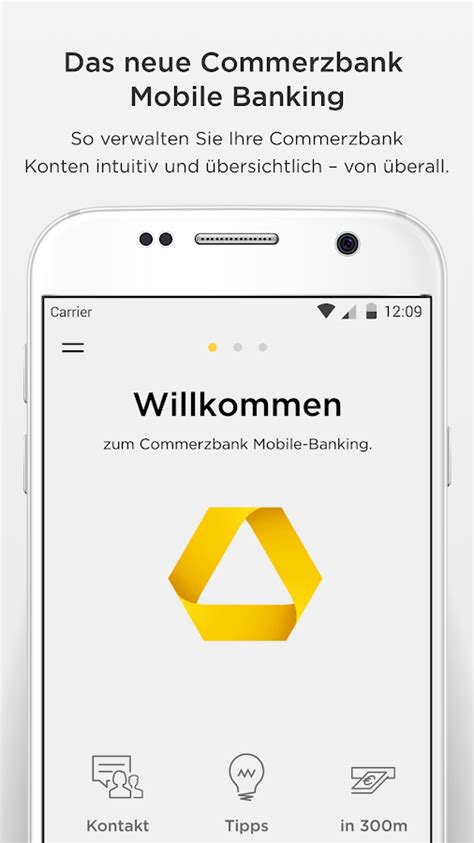 commerzbank bank banking commerzbank banking app android apps on play