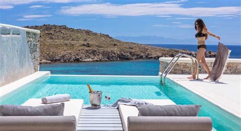 best hotels mykonos adventure travel the destinations and trends for 2017