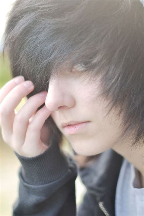 comb it forward emo look 17 best images about emo boys