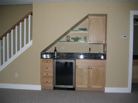 small finished basement small basement bar ideas small under stair wet bar for
