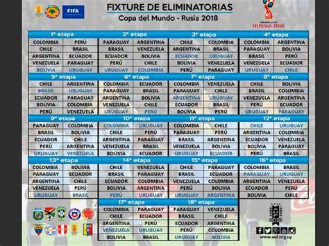 Calendario Eliminatorias Al Mundial Rusia 2018 Colombia Rusia 2018 Selecci 243 N Peruana Debutar 225 Ante Colombia En