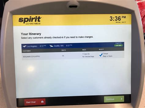spirit airlines check in spirit airlines check in 7 one mile at a time