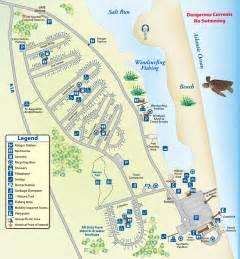 cground map state park florida