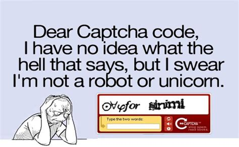 Captcha Meme - free minds for new inventions how do captchas work